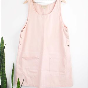 Vintage Express Overall Dress